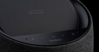 Belkin x Devialet introduce Soundform Elite smart speaker with wireless mobile phone charger