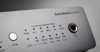 Cambridge Audio introduce DacMagic 200M hi-res audio native DSD and MQA support