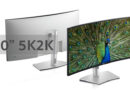 "Dell unveils 40"" curved 5K2K monitor 38"" curved 4K monitor"