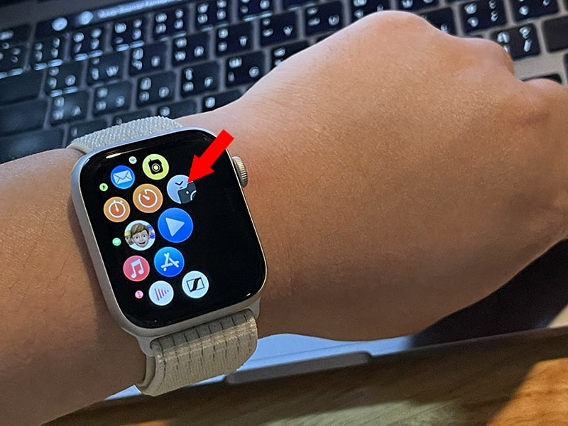 how to use apple watch as viewfinder when vlog with iphone main camera