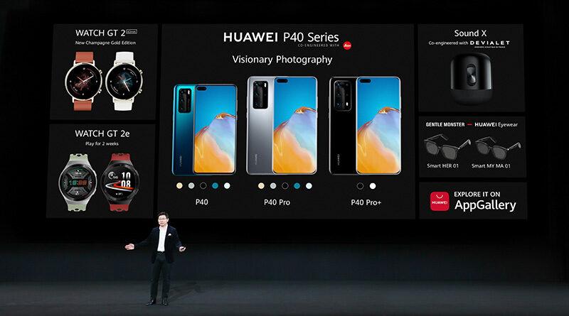 HUAWEI confirm no plans exit premium smartphone business