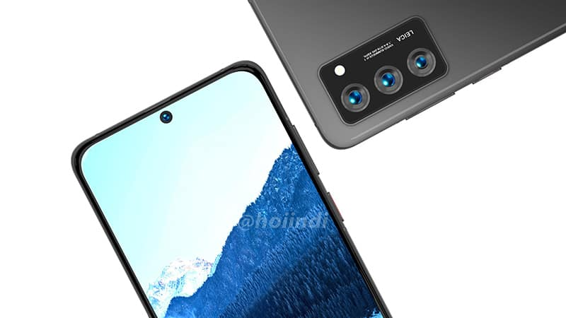 HUAWEI P50 series will feature 200Hz screen 200x zoom camera