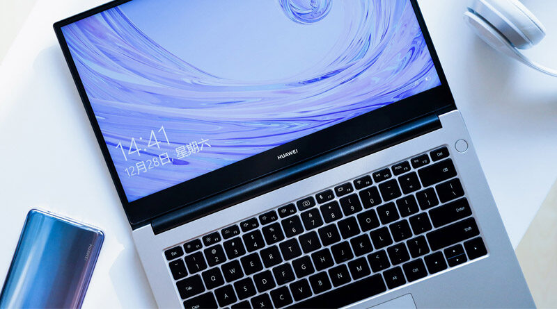 HUAWEI suggest better work from home choice with MateBook and HUAWEI Cloud