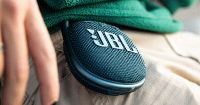 JBL introduce Clip4 portable bluetooth speaker