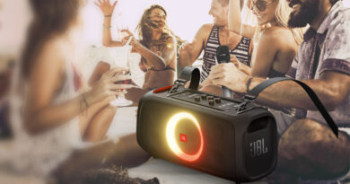 JBL introduce Party Box On The Go portable speaker