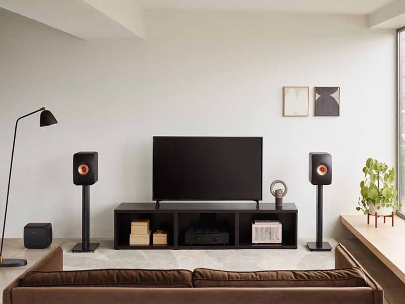 KEF introduce KC62 compact subwoofer with 1000W RMS featured Uni-Core driver