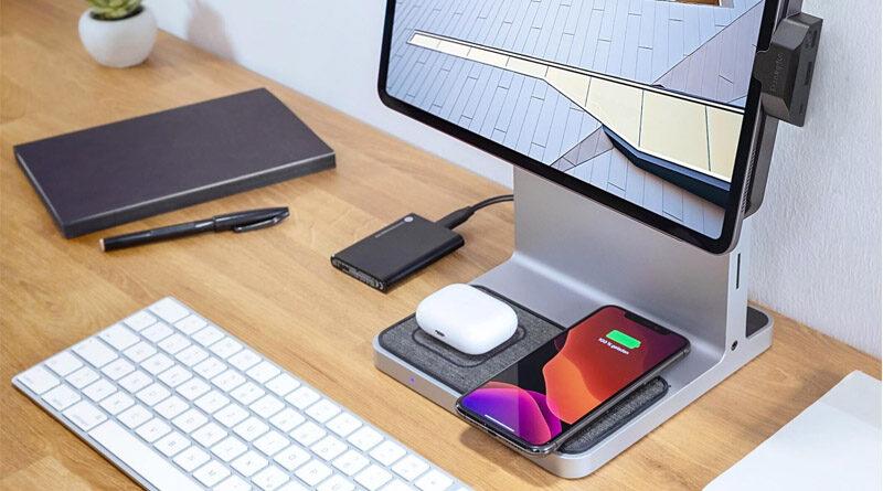 Kensington Studiodock turn iPad Pro to iMac like computer