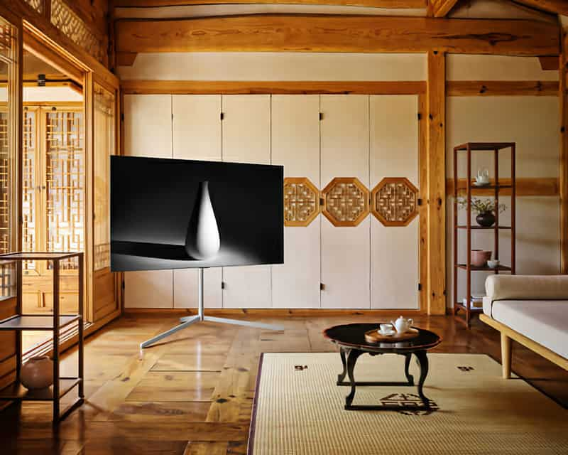 LG unveil new G1 OLED evo TV 83 inches