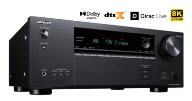 Onkyo Pioneer unveil new av receivers features HDMI 2.1 and Dirac Live