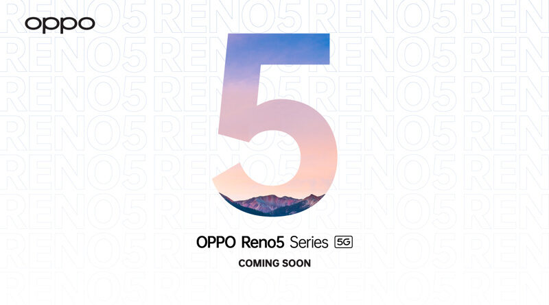 Oppo tease Reno5 is coming soon