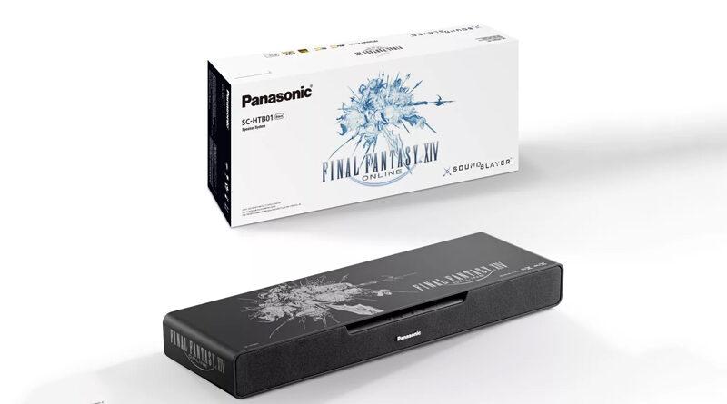 Panasonic unveil Final Fantasy Edition Dolby Atmos soundbar