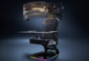 Razer unveil Project Brooklyn concept gaming chair with 60 inches retractable OLED Display