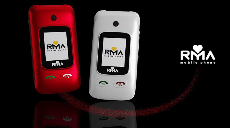 RMA launch RMA Yim+ simple phone for eldely