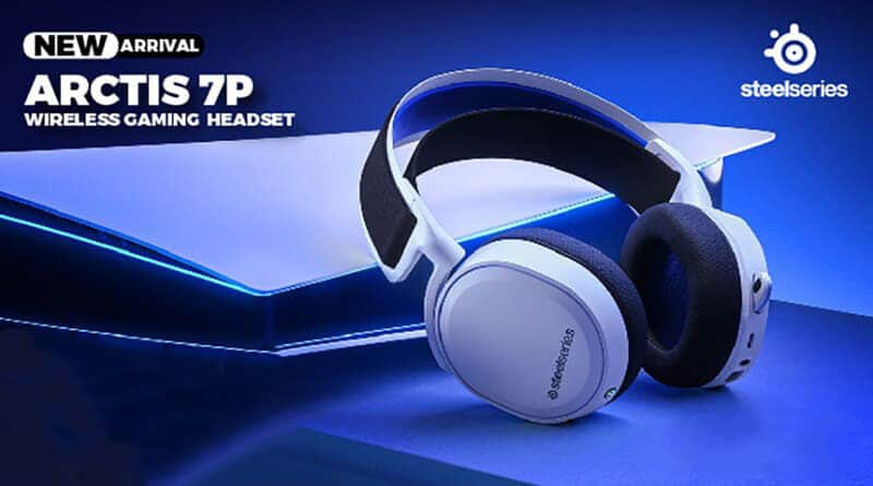 RTB introduce SteelSeries Arctis 7P wireless gaming headset