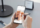 Samsung Galaxy S21 Ultra-5g first Galaxy S featured s-pen supported