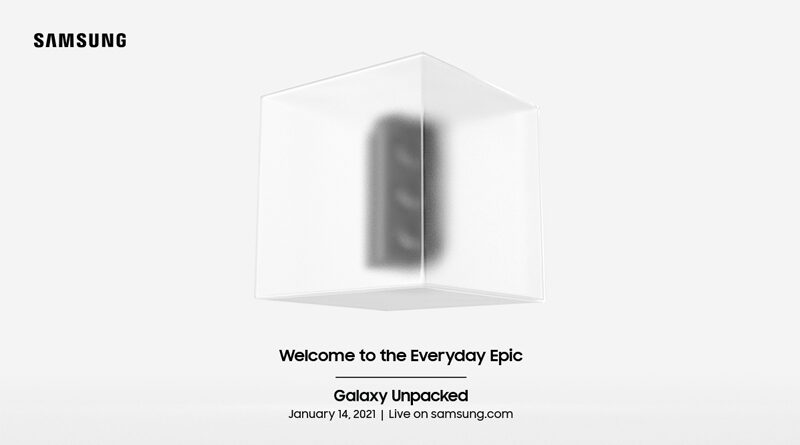 Samsung invite Galaxy Unpacked 2021 event expected Galaxy S21 series