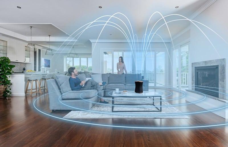 Sony introduce new SRS-RA5000 RA3000 360 Reality Audio wireless speakers