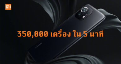 Xiaomi Mi11 sell 350000 units in 5 minuets