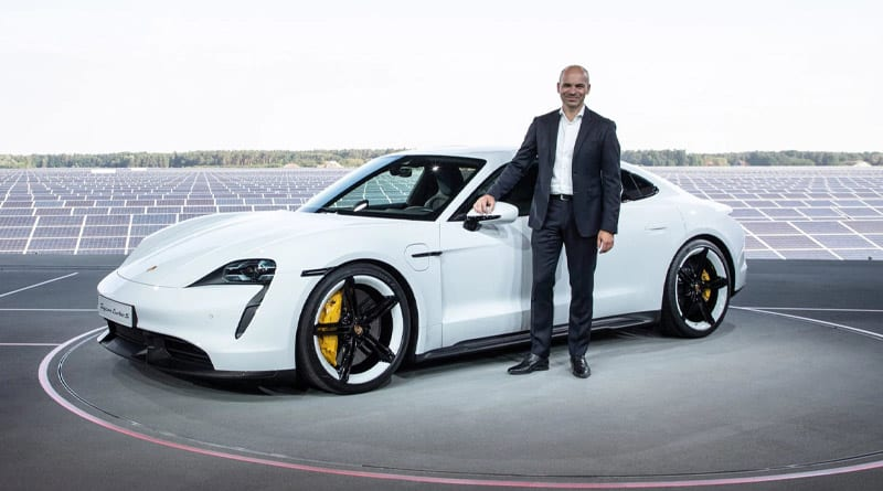 Apple hires former Porsche chassis engineer for Apple Car project