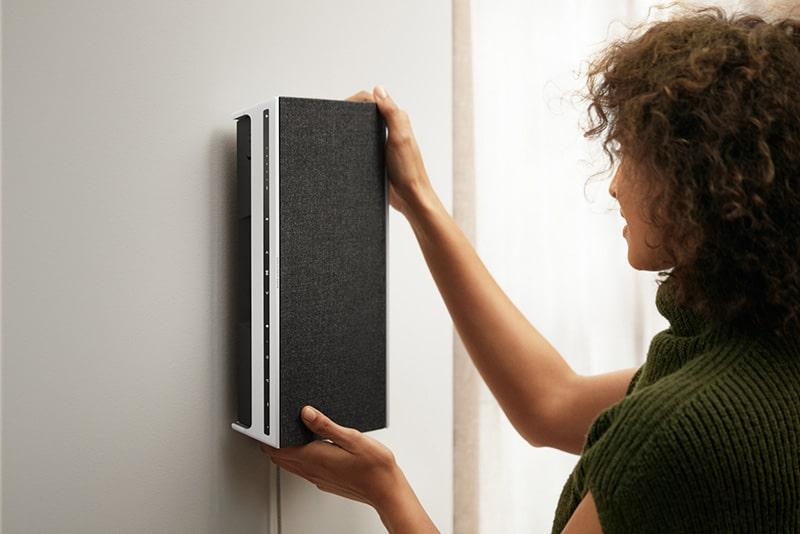 Bang & Olufsen Beosound Level smart wireless bluetooth airplay speaker with modular design