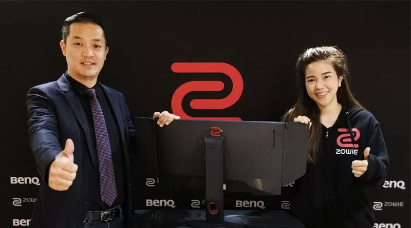 BenQ Zowie release XL2546K monitor