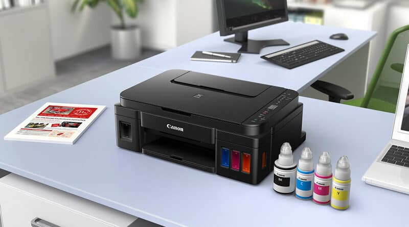 Canon introduce Pixma G3010 all-in-one printer