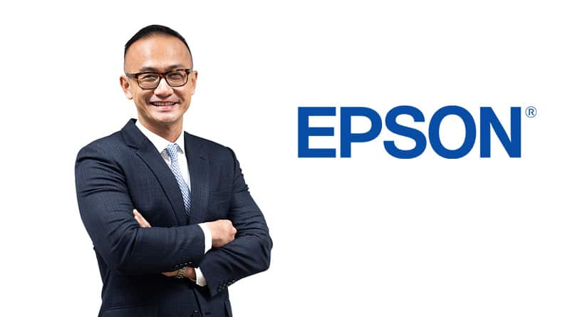 Epson appointed first Singaporean regional manager