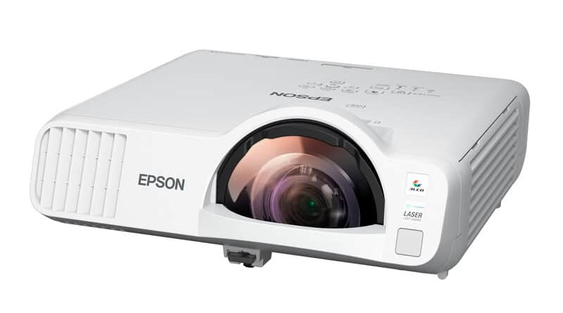Epson release EB-L200S EB-700 series smart short-throw projector