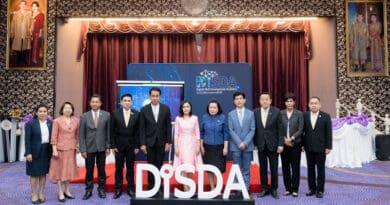 HUAWEI join DISDA Thailand
