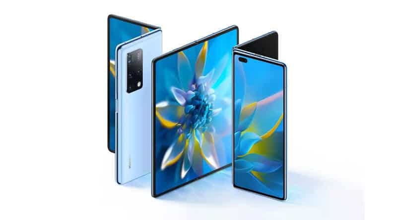HUAWEI Mate X2 foldable phone unveiled