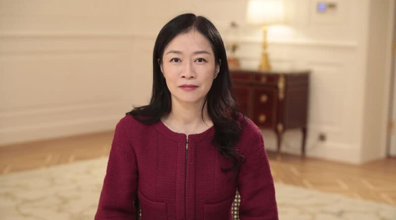 HUAWEI's Catherine Chen believe in the power of technology