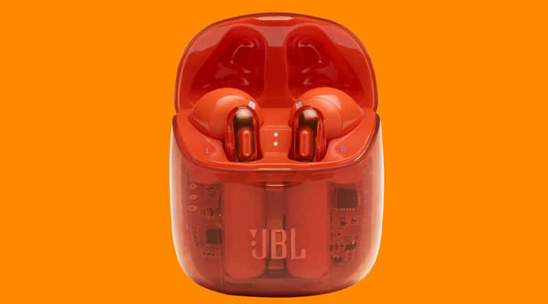 JBL introduce new Tune 225 TWS Ghost Edition