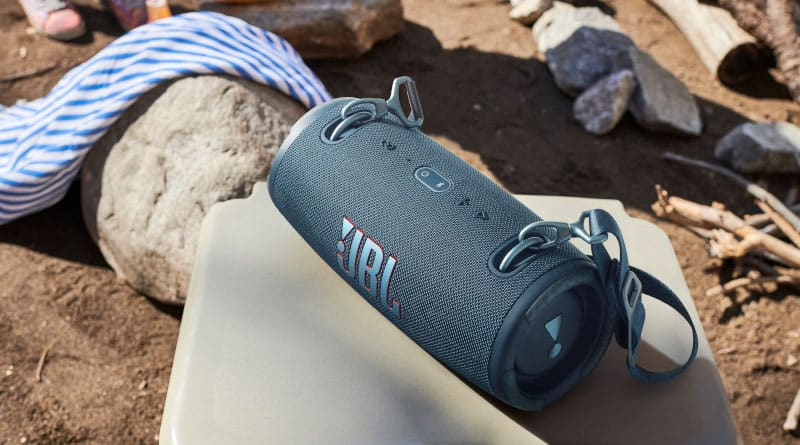 JBL introduce new Xtreme 3 weather proof portable wireless speaker