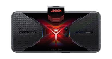 Lenovo Legion phone Duel in Vengeance Red is back