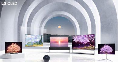 LG OLED TV got Emmy Award