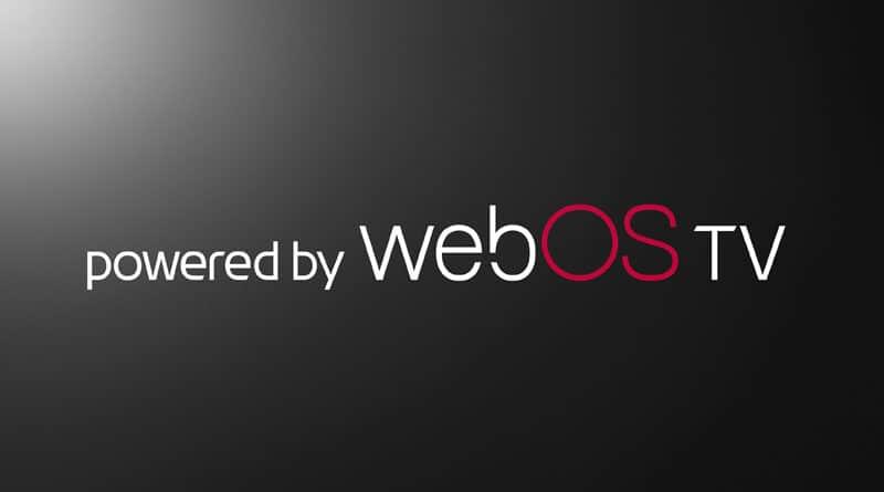 LG webOS TV licensing release