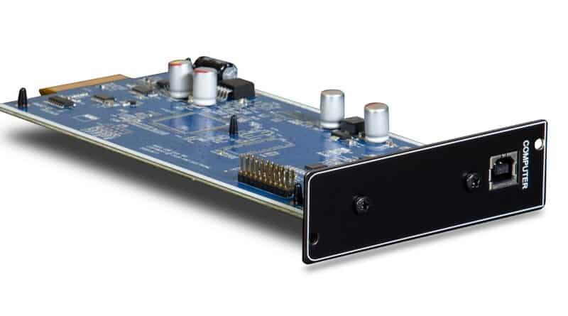 NAD launches USB DSD MDC module support PCM DSD hi-res-audio