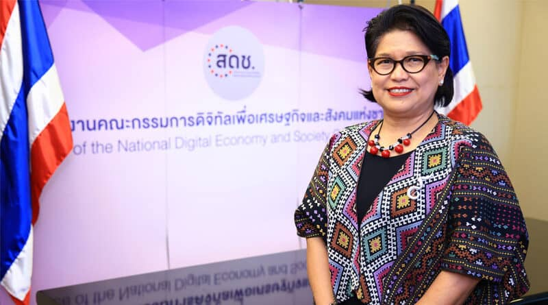 ONDE push Thailand to become digital hub