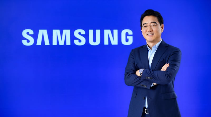 Samsung electronics appoints new president for Thailand
