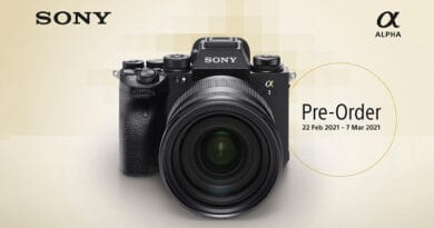 Sony introduce Alpha 1 camera pre-order