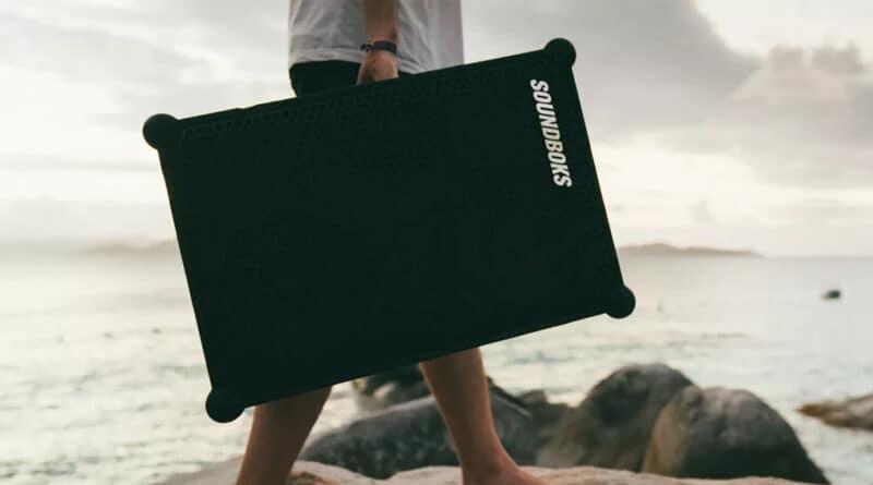 Soundboks release claimed world's loudest portable speaker