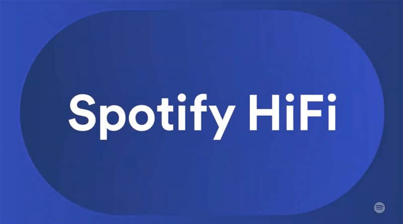 Spotify HiFi plan to stream lossless later this year