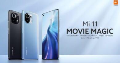 Xiaomi Mi11 new flagship phone global launch