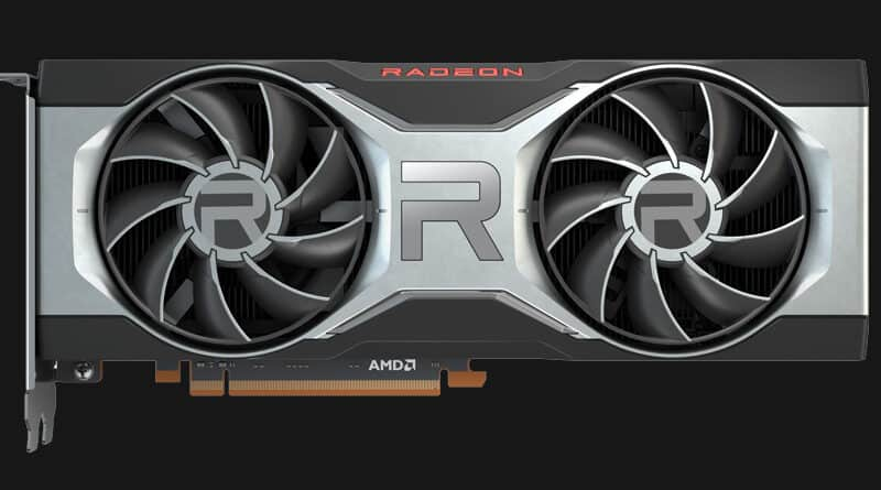 AMD launch Radeon RX 6700 XT presentation deck