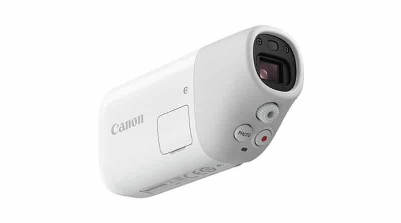 Canon PowerShot Zoom shelf-break