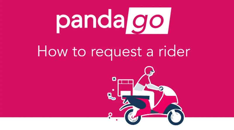 Foodpanda release Pandago 24 hour parcel delivery