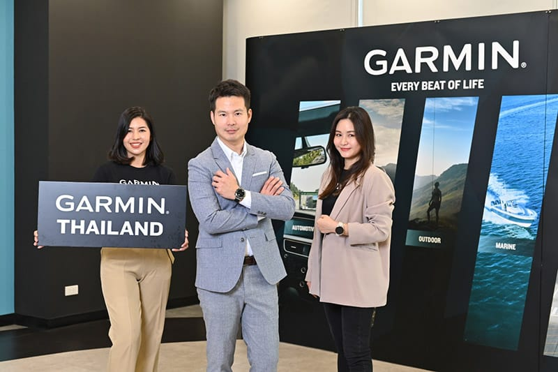 Garmin grows strong against the crisis with 4 main strategies