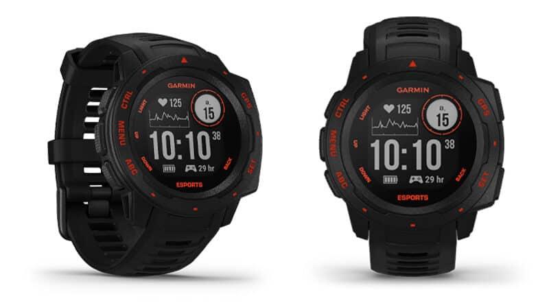 Garmin launch Instinct Esports Edition world's first GPS smart watch for game streamer