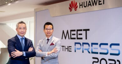 HUAWEI Meet The Press and introduce new Managing Director