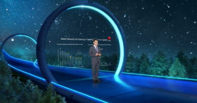 HUAWEI Ritchie Peng building optimal 5G networks by sustained innovation